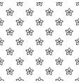 plumeria flower pattern seamless vector image vector image