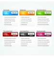 Elements for website vector | Price: 1 Credit (USD $1)