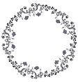 Retro Circular Background vector image vector image