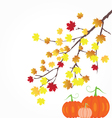 Autumn vector image vector image