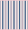 vertical stripes lines seamless pattern rose pink vector image