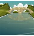 The Bridge vector image vector image