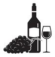 grape1 vector image