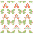 repeat seamless pattern with leaves and vector image