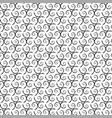 spirals pattern vector image vector image