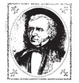 zachary taylor vintage vector image vector image