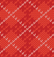 background seamless pattern texture of red with vector image