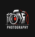 digital camera drawn in logo style for your vector image