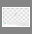 simple wall calendar march 2018 year flat vector image vector image