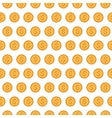 Background of dollar coins vector image vector image