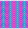 neon waves seamless pattern vector image vector image