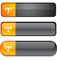 Radio button set vector | Price: 1 Credit (USD $1)