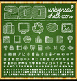 200 universal icons vector | Price: 1 Credit (USD $1)