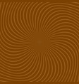 spiral background - graphic design from rotated vector image vector image