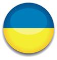 ukraine flag vector image vector image