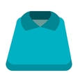 colorful polo shirt graphic vector image