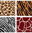 Animal patterns vector | Price: 1 Credit (USD $1)