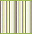 nature color striped abstract seamless background vector image vector image