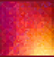 abstract colorful background of squares vector image vector image