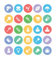 Clothes Icons 15 vector image vector image