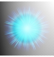 Glow light effect EPS 10 vector image vector image