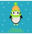 Postcard for Christmas vector image