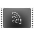 wifi symbol icon vector image