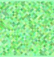 diagonal square pattern background - geometric vector image vector image