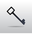icon of Key vector image vector image
