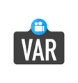 video assistant referee