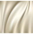 White silk backgrounds vector image vector image