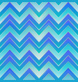 blue waves seamless pattern vector image