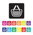 e-commerce sales icon set vector image vector image