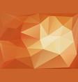 Light yellow orange polygon abstract pattern