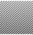 background with diagonal black and white lines vector image vector image