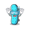 diving skateboard character cartoon style vector image