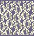 seamless yellow and lilac pattern with vector image