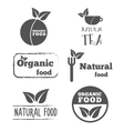 Set of logo labels badges emblems and logotype vector image vector image