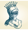 kings armor vector image