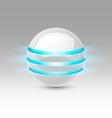 Future sphere vector image