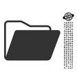 Open folder icon with professional bonus