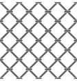 seamless rope knot pattern vector image vector image