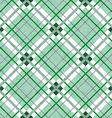 Geometric pattern design vector image vector image