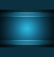 technology future rectangle stripe vector image vector image