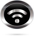 WiFi black resize vector image