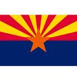 Arizonan state flag