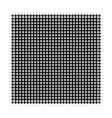 square shape halftone dotted icon vector image vector image