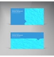 flat UI design trend set business vector image vector image