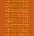 wall vector image vector image