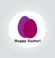 easter eggs background grunge2 vector image